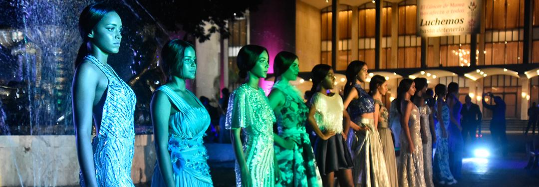 Alumnas DBA participan en el desfile ¨Fantasía en el cielo¨