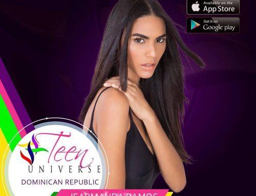 Apoya a Jearmanda Ramos en el Teen Universe 2017