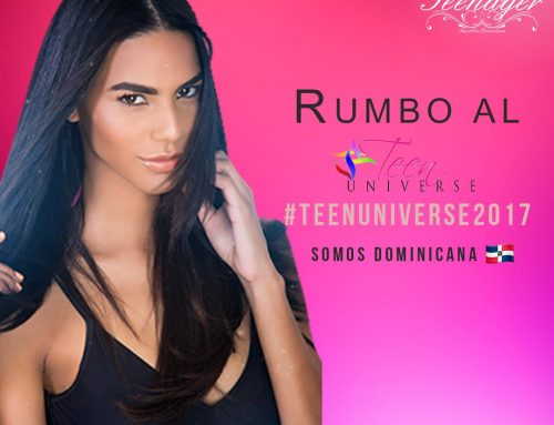 Jearmanda Ramos Miss Beauty Teenager RD 2016 Rumbo al Teen Universe 2017