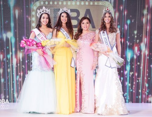 Reinas DBA Coronación en el DBA FASHION SHOW 2018